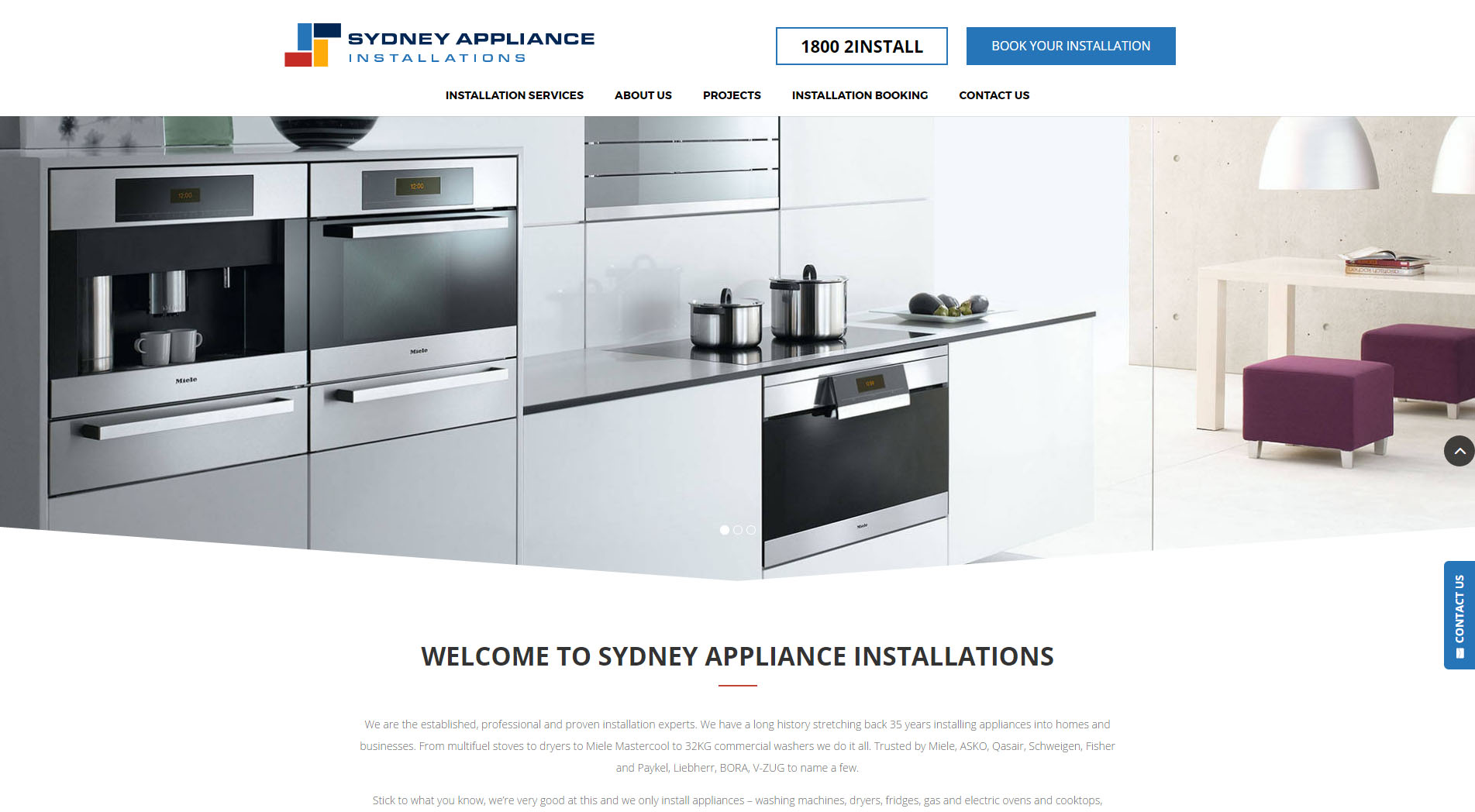 Uncategorized Kitchen Appliance Installation home sydney appliance installations